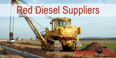 commercial industrial red diesel supplier