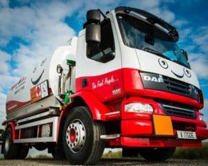 Bulk Red Diesel Deliveries