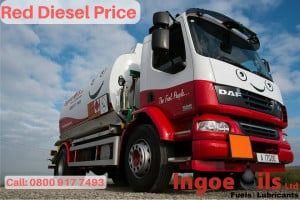 Red Diesel Price 2017