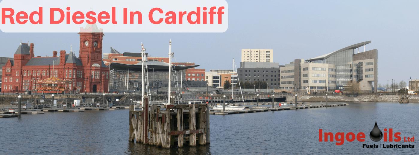 Red Diesel Cardiff