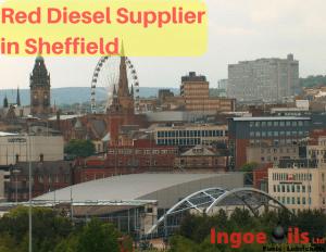 Red Diesel Sheffield