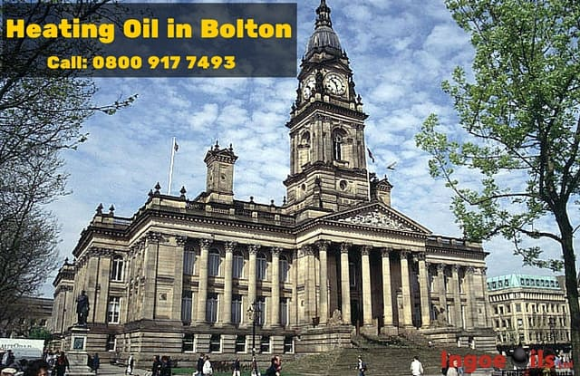 Heating Oil in Bolton