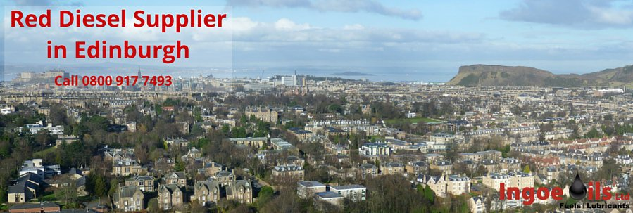 Red Diesel Feul Supplier in Edinburgh