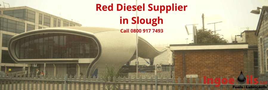 Red Diesel Fuel Supplier in Slough